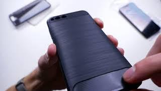 видео Чехол для Xiaomi Mi6 | купить чехлы Сяоми Ми 6 и аксессуары - wookie.com.ua