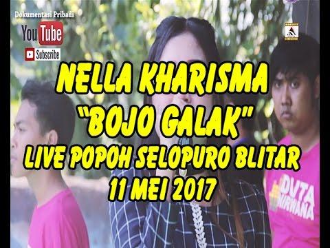 NELLA KHARISMA ~ BOJO GALAK POPOH SELOPURO BLITAR 11 MEI 2017