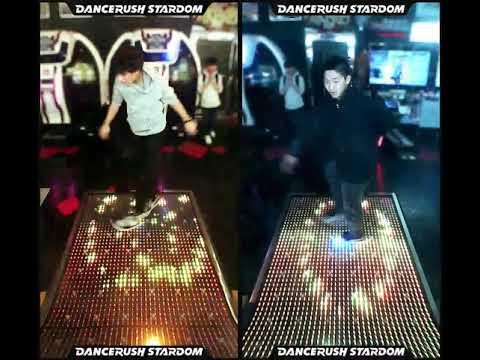 ダンスラッシュでDnB Step!「smooooch・∀・ / kors k」 #DANCERUSH_STARDOM