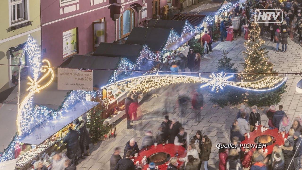 Ab Wann Weihnachtsbeleuchtung.Neue Weihnachtsbeleuchtung Für Kapfenberg