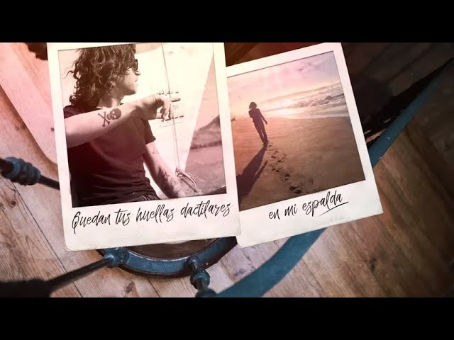 Rulo y La Contrabanda - Polaroid (Lyric Video)