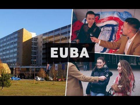 KAM NA VÝŠKU: Ekonomická univerzita v Bratislave