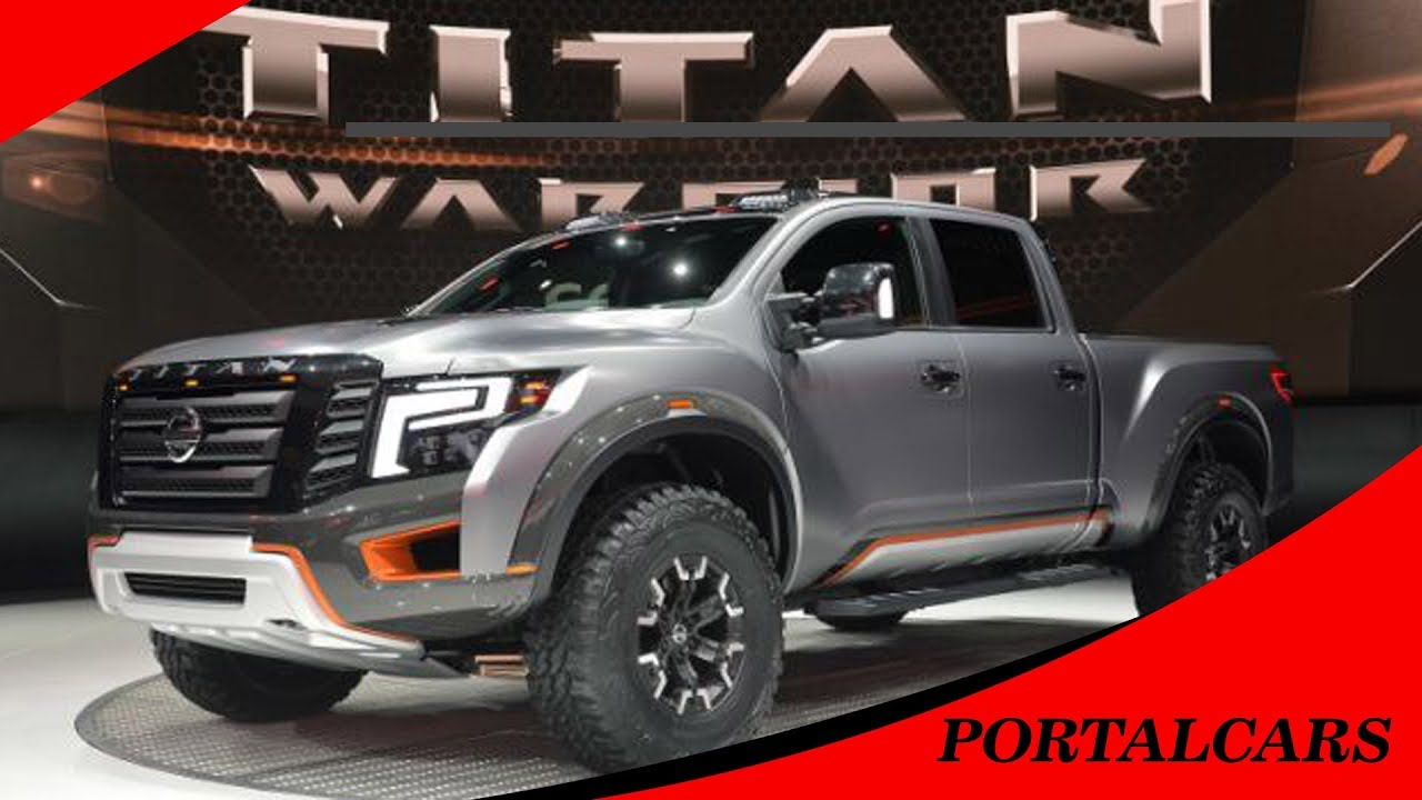 Nissan Warrior Release Date >> 2018 Nissan Titan Warrior Price And Release Date Youtube