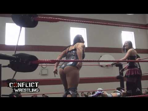 Conflict Wrestling Women's Championship Match
