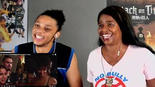 MOM REACTS TO Chris Brown - No Guidance (Official Video) ft. Drake