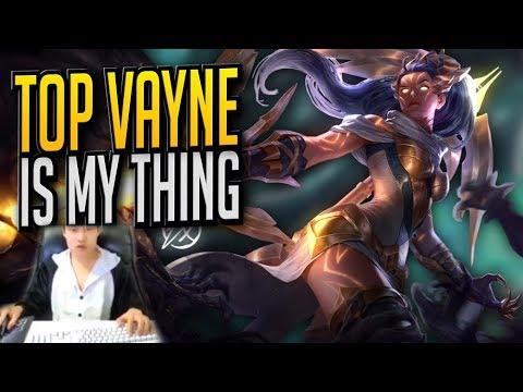 Dopa Brings Top Vayne to China - Dopa's Stream Highlights (Translated)