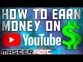 How to earn money on YouTube | How to join a Multi Channel Network | How to join the Freedom Network