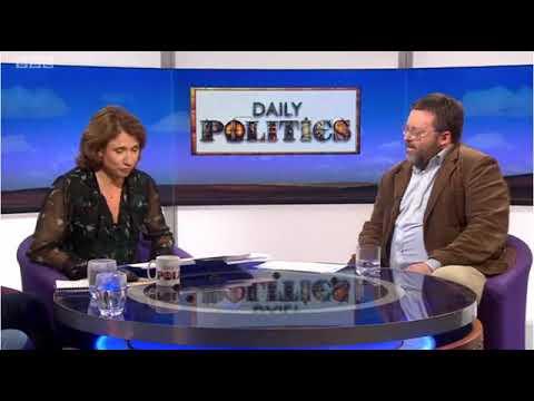 Gavin Williamson has managed to make Boris Johnson look statesmanlike (via BBC DP)