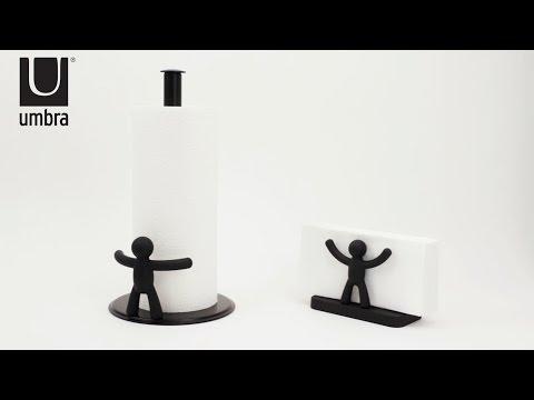 UMBRA Buddy Napkin & Paper Towel Holder