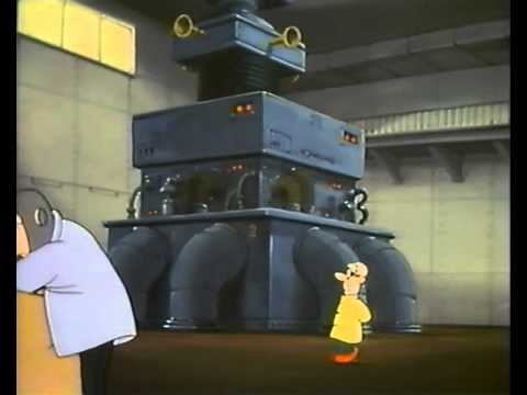 Inspector Gadget   2x12   Bad Dreams Are Made Of This