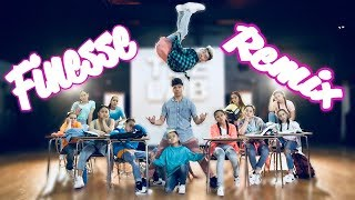 FINESSE REMIX - Bruno Mars ft. Cardi B Dance | D-trix Choreography ft. The Lab