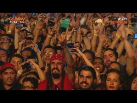 System of a Down -  I-E-A-I-A-I-O 2015 Rock In Rio (HD)