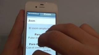 Video Cómo activar el zoom en un iPhone 4 y 4s download MP3, 3GP, MP4, WEBM, AVI, FLV Agustus 2018