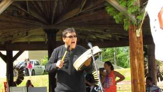 Harvey Dreaver in Red Bank Pow WOW 2014
