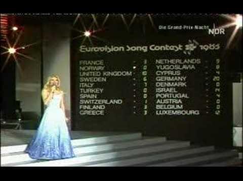 Eurovision 1983 - Voting 1/5