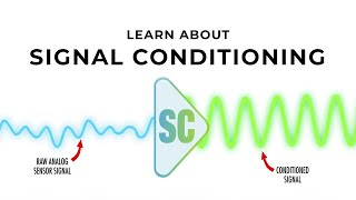 Signal conditioning is one of the most important yet often overlooked parts a sensing system. conditioner device that converts type e...
