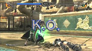 Soul Calibur 5 Mods: Viola-Tira vs Soul of Ezio(?)