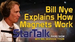 Bill Nye Explains Magnetism and How Magnets Work