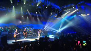 "Pearl Jam VH1 Rock Honors "" Love, Reign O"