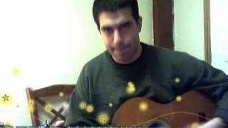 Pascal Obispo - Tomber pour elle - Comment jouer guitare - Petros