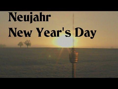 New Years Day 2020 Neujahr In Stuttgart Good Morning New