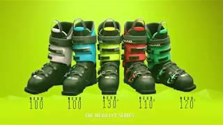 Nexo LYT Boot Line Products 1. Самый легкий горнолыжный ботинок HEAD