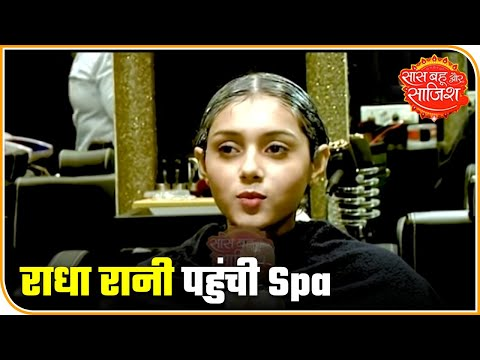 SBS Originals: Watch How Actress Mallika Singh Aka Radha Spends Her Day Off   Saas Bahu Aur Saazish