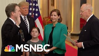 Donald Trump's Unbelievable Week, From Brett Kavanaugh To Kanye And Beyond | The 11th Hour | MSNBC