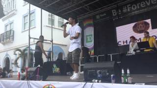 Gallery - Mario Vazquez (Live at Gay Pride 2015)