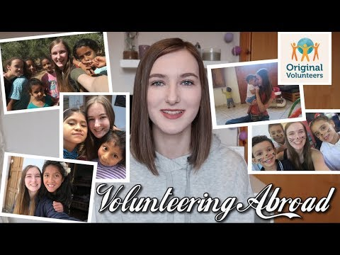 Volunteering Abroad! | My Experience & Tips