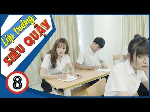 Lớp Trưởng Siêu Quậy | Nữ Quái Học Đường - Tập 8 - Phim Học Đường | Phim Cấp 3 - SVM TV