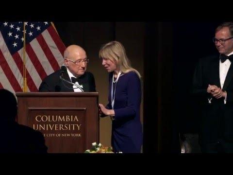2015 John Chancellor Award Ceremony - Ira A. Lipman & Alissa J. Rubin