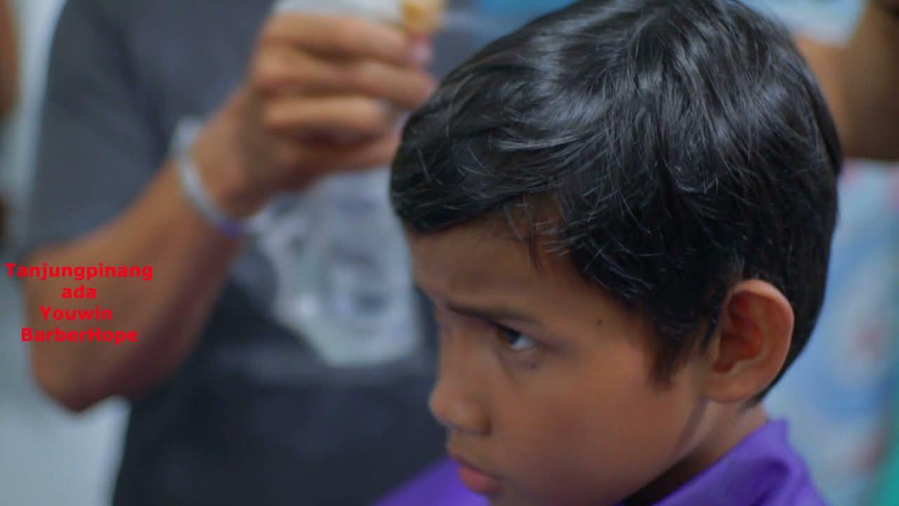 gaya rambut anak SD tahun 2020 yang paling banyak di ...