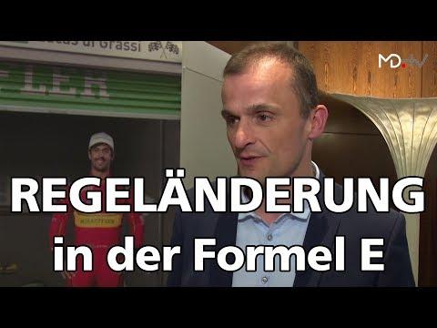 MD.ON TOUR Formel E Interview Matthias Zink