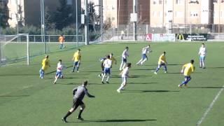 Rayo Majadahonda - Villanueva del Pardillo Cadete C 1 - 0
