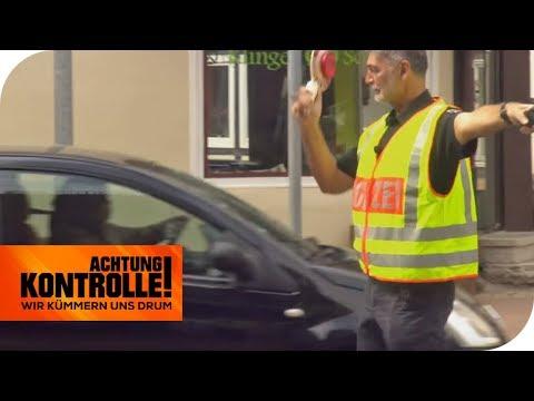 'Meine Fresse!' - Verkehrssünder hält einfach nicht an!  | Achtung Kontrolle | kabel eins