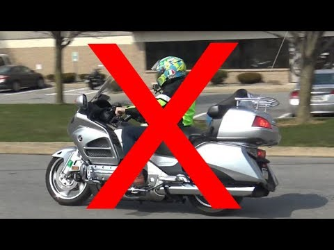 Why Goldwing is the worst touring bike