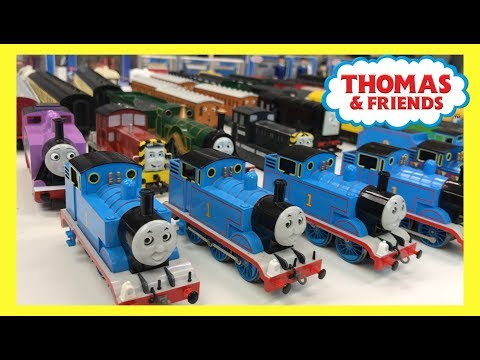THOMAS & FRIENDS BACHMANN HO SCALE COLLECTION APRIL 2018