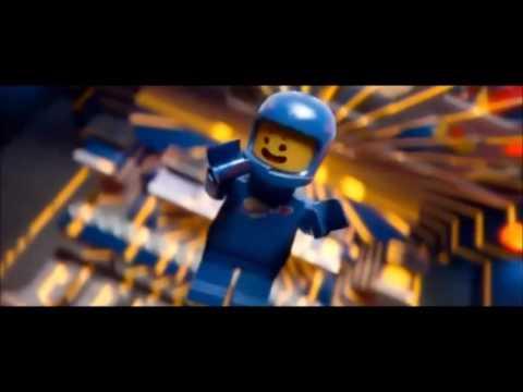 Lego Movie Spaceship
