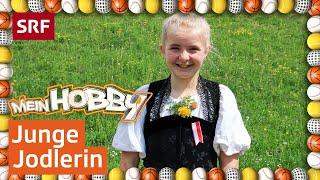 Priska, die junge Jodlerin | Mein Hobby