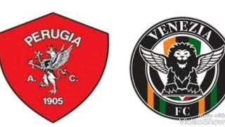Perugia - Venezia 1-1 - Serie B 《 Highlights