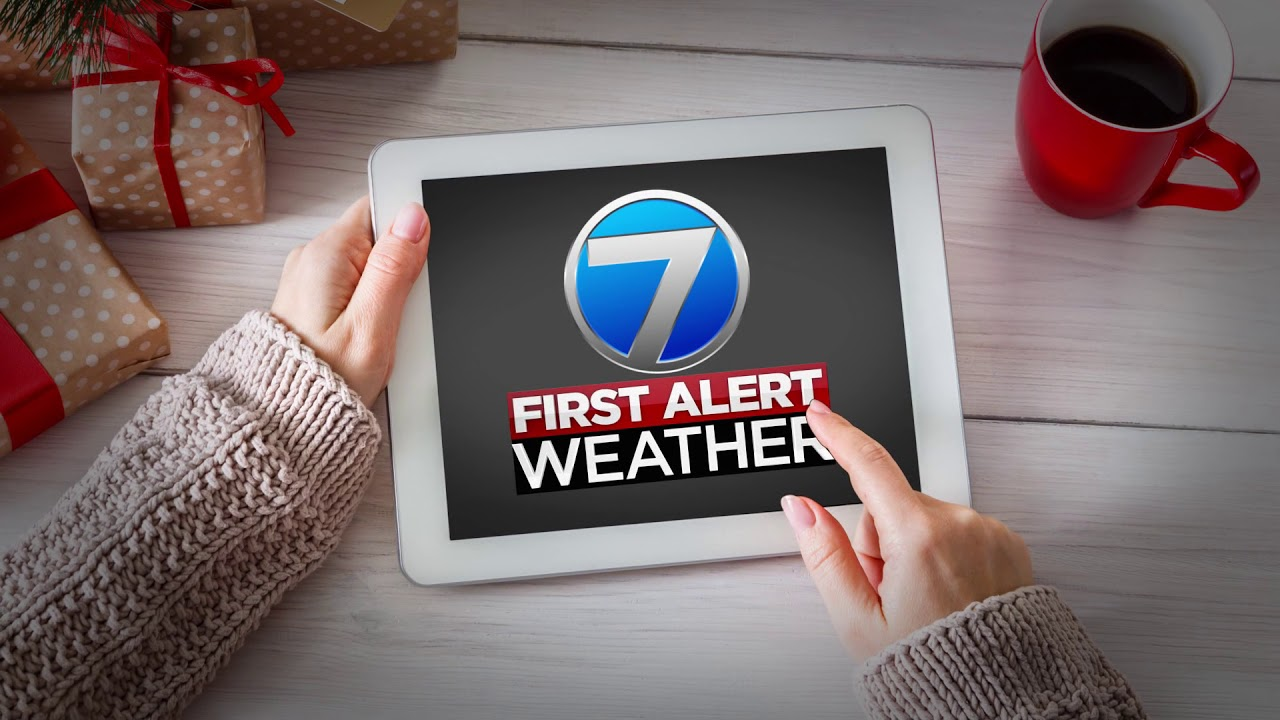 WDAM Sponsored Promo - Carter's Jewelry - First Alert Weather App (:15)  Holiday Gifts