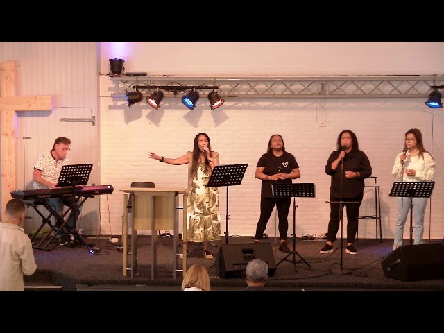 VEG Woord en Daad | Romano Katabaloeboen | Hart Van Aanbidding