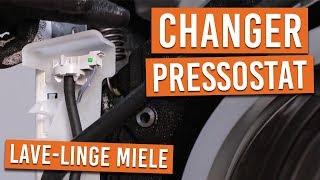 Comment changer le pressostat de votre lave linge MIELE