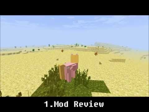Minecraft Mine Little Pony Mod Review And Download Tutorial (1.2+)