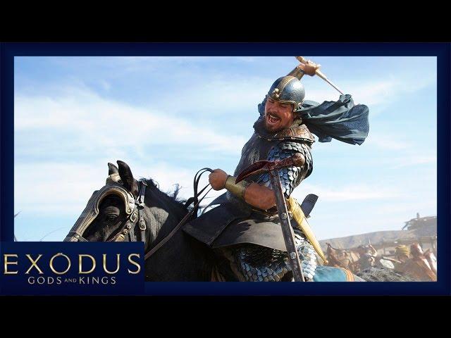 Exodus : Gods & Kings - Bande annonce finale [Officielle] VOST HD
