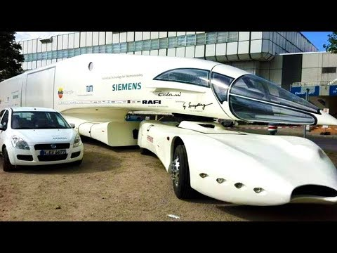 The most luxurious motorhomes in the world