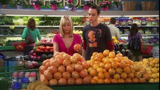 """""""The thing about tomatoes - and I think you'.."""" The Big Bang Theory quote S01E04 Sheldon"""