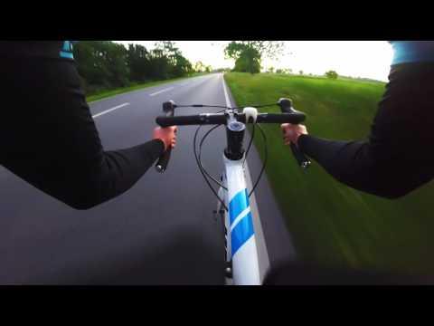 Emden to Norden - Roadbike ride 37,1 km under 1h 12m avg. speed: 30,91 km/h