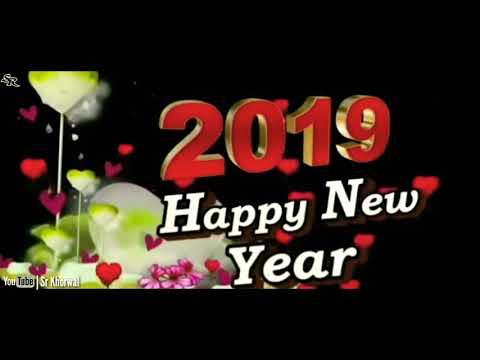 """""""HAPPY NEW YEAR""""_ Whatsapp Status_ 1 January 2019"""